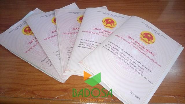 Thủ tục pháp lý nhà đất, Thủ tục nhà đất, Công ty cung cấp dịch vụ nhà đất, Làm thủ tục đất đai, Badosa