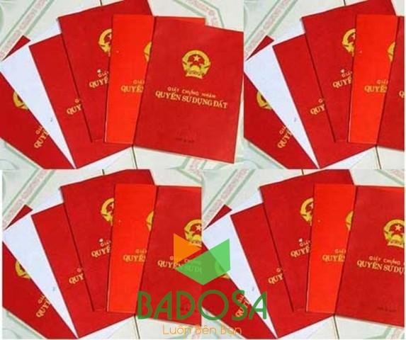 dịch vụ làm sổ đỏ trọn gói, làm sổ đỏ, dịch vụ làm sổ đỏ, làm sổ đỏ giá rẻ nhất, giấy chứng nhận quyền sử dụng đất, Badosa
