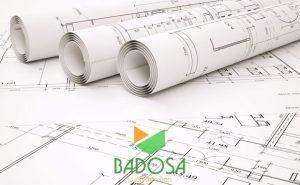 Hoàn công nhà xưởng, Thủ tục hoàn công nhà ở, Bản vẽ xin cấp phép xây dựng, Công ty Badosa, Hồ sơ hoàn công