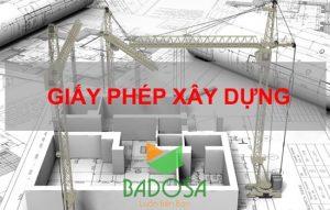 Xin giấy phép xây dựng, Badosa, Dịch vụ pháp lý, Thủ tục xin giấy phép xây dựng, Giấy phép xây dựng