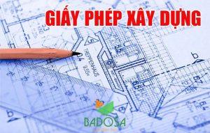 Giấy phép xây dựng, Xin cấp giấy phép xây dựng, Badosa, Đơn xin cấp giấy phép xây dựng, Dịch vụ làm giấy phép xây dựng