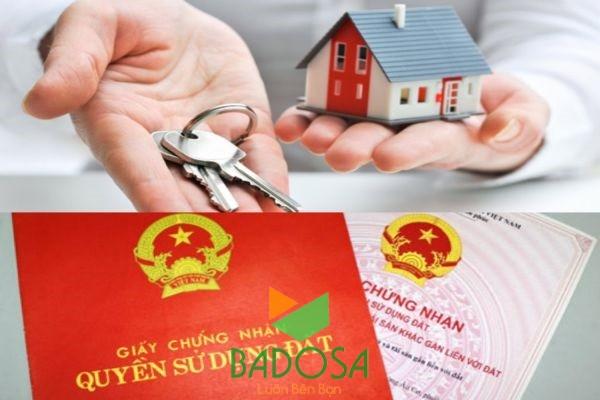 Sổ đỏ, Lê Hà Vina, Badosa, Thủ tục xin cấp sổ đỏ, Hồ sơ xin cấp sổ đỏ